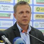 Президент ФК Севастополь Александр Красильников