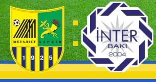 Металлист - Интер (Баку)